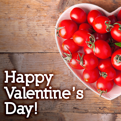Be Our Valentine!