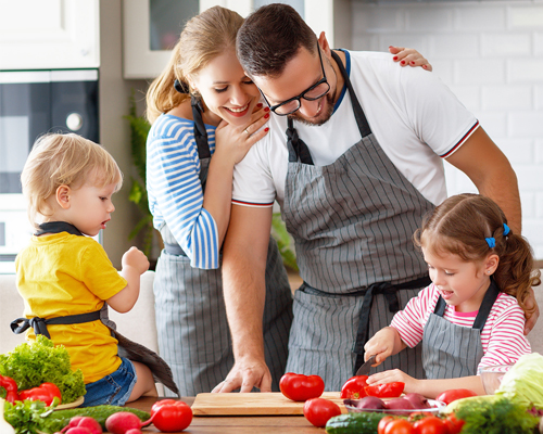 How to Get Kids to Eat More Produce